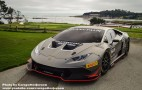 Lamborghini Huracán LP 610-4 Super Trofeo Racer Revealed Early: Video