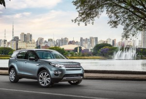 2016 Land Rover Discovery Sport in Sao Paulo, Brazil