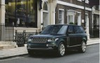 Land Rover SVO Builds An Ultra-Luxurious Range Rover With Holland & Holland