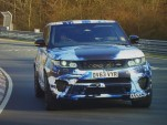 2015 Land Rover Range Rover Sport SVR prototype
