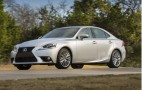 2015 Lexus IS Gets Minor Updates