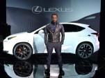 2015 Lexus NX by Will.i.am