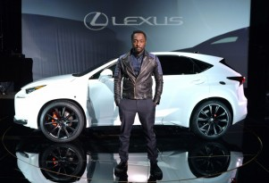 2015 Lexus NX by Will.i.am