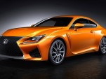 Lexus Picks 'Solar Flare' As Crowdsourced RC F Color