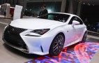 2015 Lexus RC 350 F Sport Revealed: 2014 Geneva Motor Show Live Photos