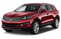 2015 Lincoln MKC FWD 4-door Angular Front Exterior View