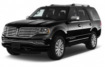 2015 Lincoln Navigator 2WD 4-door Angular Front Exterior View
