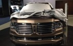2015 Lincoln Navigator Teased Ahead Of Tomorrow's Debut (And Leaked A Bit On Twitter)