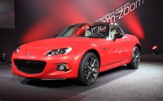 Here's Your Chance To Buy The 25th Anniversary Mazda MX-5 Miata