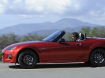 2015 Mazda MX-5 Miata 25th Anniversary Edition