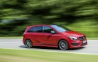 2015 Mercedes-Benz B-Class Gets Sporty New Look And More Tech