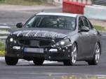 2015 Mercedes-Benz C Class spy shots