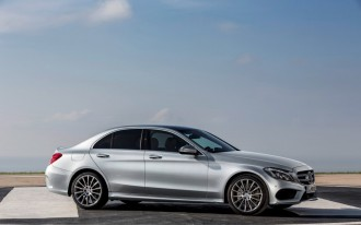 2015 Mercedes-Benz C-Class Recalled For Potential Steering Problem
