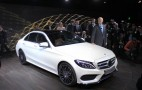2015 Mercedes-Benz C-Class: 2014 Detroit Auto Show Preview & Live Photos