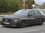 2015 Mercedes-Benz C63 AMG replacement spy shots