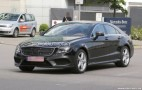 2015 Mercedes-Benz CLS-Class Spy Shots (With Interior)