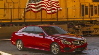 2016 Mercedes-Benz E250 BlueTec