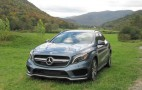 2015 Mercedes-Benz GLA45 AMG first drive review
