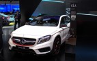 2015 Mercedes-Benz GLA45 AMG: Full Details, Live Photos & Video