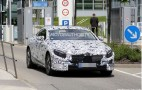 2015 Mercedes-Benz S-Class Coupe Spy Video