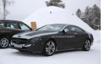 2015 Mercedes-Benz S-Class Coupe Spy Shots (With Interior)