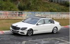 2015 Mercedes-Benz S-Class Maybach Spy Video