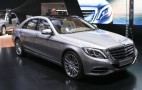 2015 Mercedes-Benz S600 Brings V-12 Power To Detroit