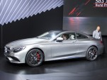 2015 Mercedes-Benz S63 AMG Coupe, 2014 New York Auto Show