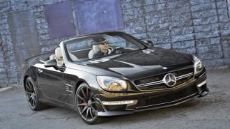 2015 Mercedes-Benz SL-Class (SL63 AMG)