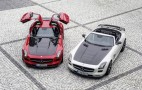 Mercedes-AMG's Next Gullwing May Go Mid-Engine, Hybrid Route: Report