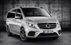 Mercedes-Benz V-Class Gets Sporty AMG Line Package