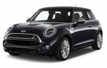2015 MINI Cooper 2-door HB S Angular Front Exterior View