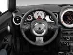 2015 MINI Cooper Convertible 2-door Steering Wheel