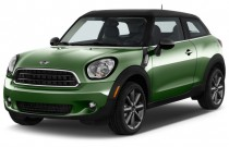 2015 MINI Cooper Paceman FWD 2-door Angular Front Exterior View