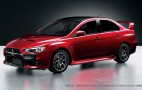 Mitsubishi Rolls Out Lancer Evolution Final Edition In Japan
