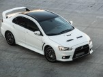 2015 Mitsubishi Lancer Evolution Final Edition