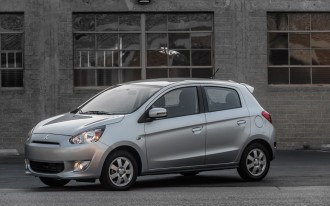 2015 Mitsubishi Mirage: Do New Safety Scores Give It More Of An Upside?