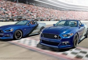2015 Neiman Marcus Limited Edition Ford Mustang Convertible