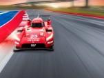 2015 Nissan GT-R LM NISMO LMP1 race car