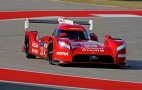 Onboard With Nissan's Front-Drive GT-R LM NISMO LMP1 Race Car: Video