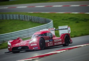 Nissan Explains Why It Went Front-Wheel Drive For The GT-R LM NISMO: Video