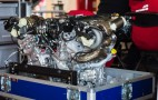 R36 GT-R's Twin-Turbo V-6 Derived From Unit In Nissan Le Mans Prototype