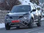 2015 Nissan Juke facelift spy shots