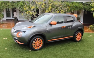 2015 Nissan Juke: Quick Drive