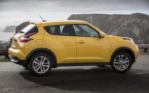 2015 Nissan Juke vs Honda HR-V, Mazda CX-3, Honda Fit, Hyundai ...