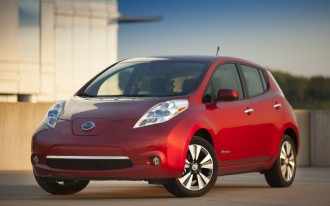 2013-2015 Nissan Leaf recalled for braking problem, 46,000 vehicles affected