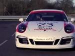 2015 Porsche 911 Carrera GTS at Silverstone