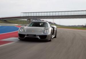 Porsche recalls 918 Spyder supercar over itsy bitsy seat belt screw