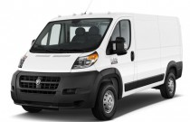 """2015 Ram ProMaster 2500 Window Van High Roof 159"""" WB Angular Front Exterior View"""