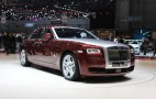 Rolls-Royce Ghost Series II Unveiled In Geneva: Live Photos And Video
